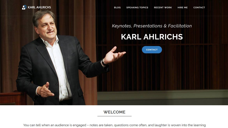 Karl Ahlrichs