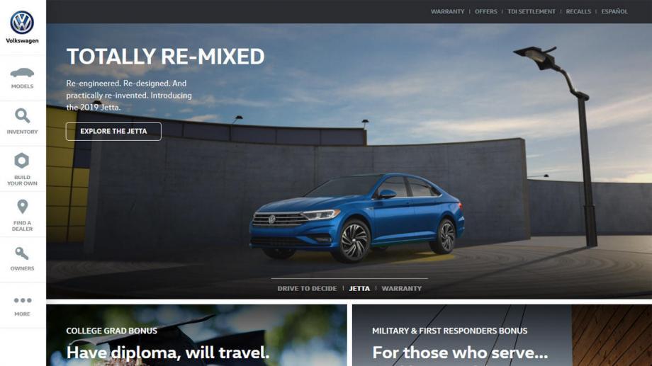 Mission, Vision, Values, Volkswagen