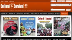 Cultural Survival