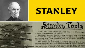 Early History of Stanley Tools